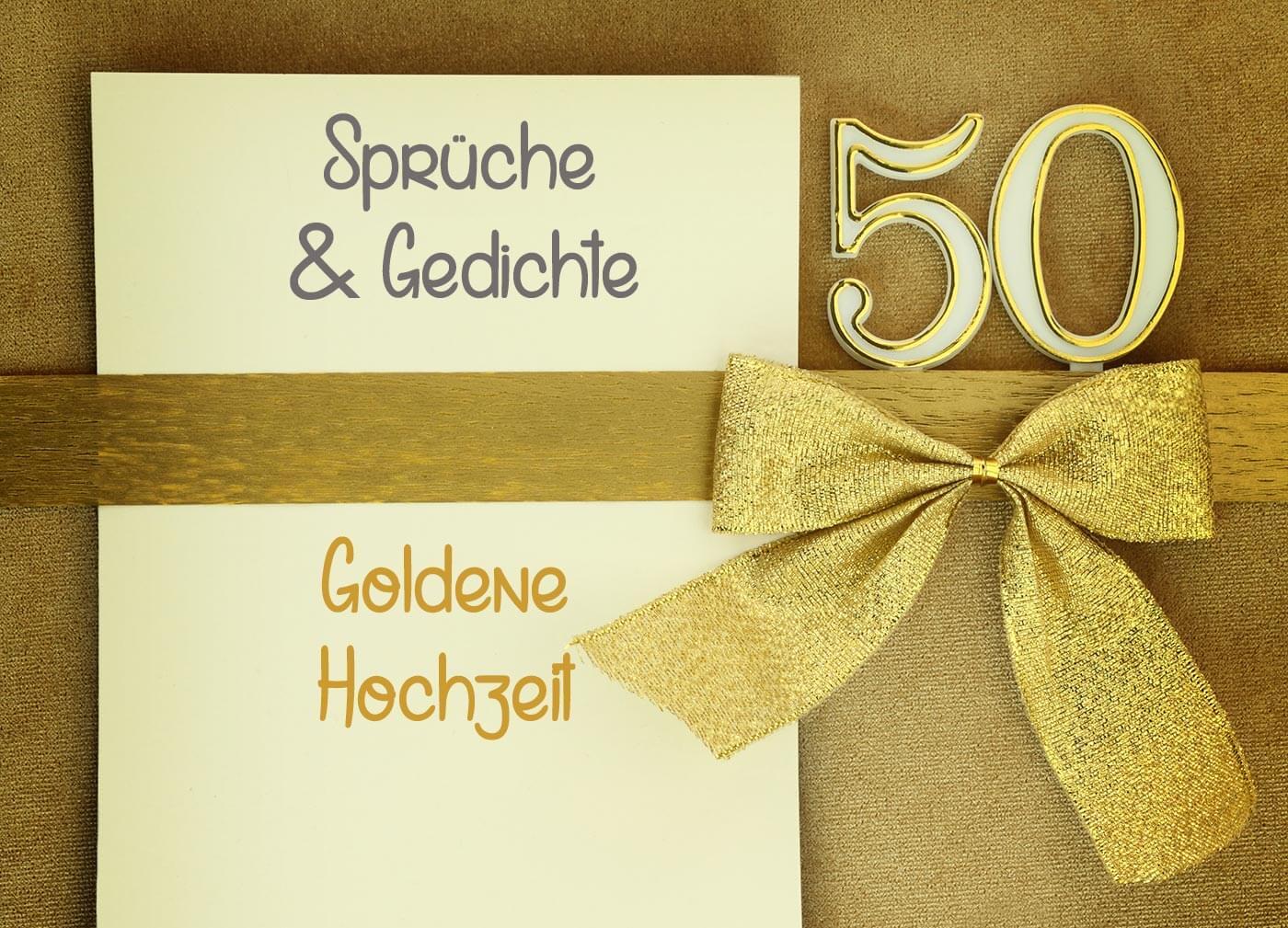 Sprueche Goldene Hochzeit Sprüche Zitate Leben