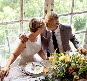 50 Jahre Hochzeit