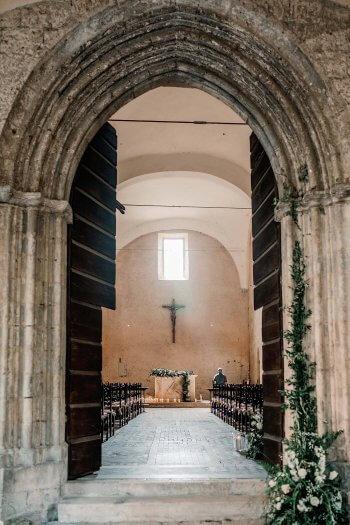 Heirat in Italien