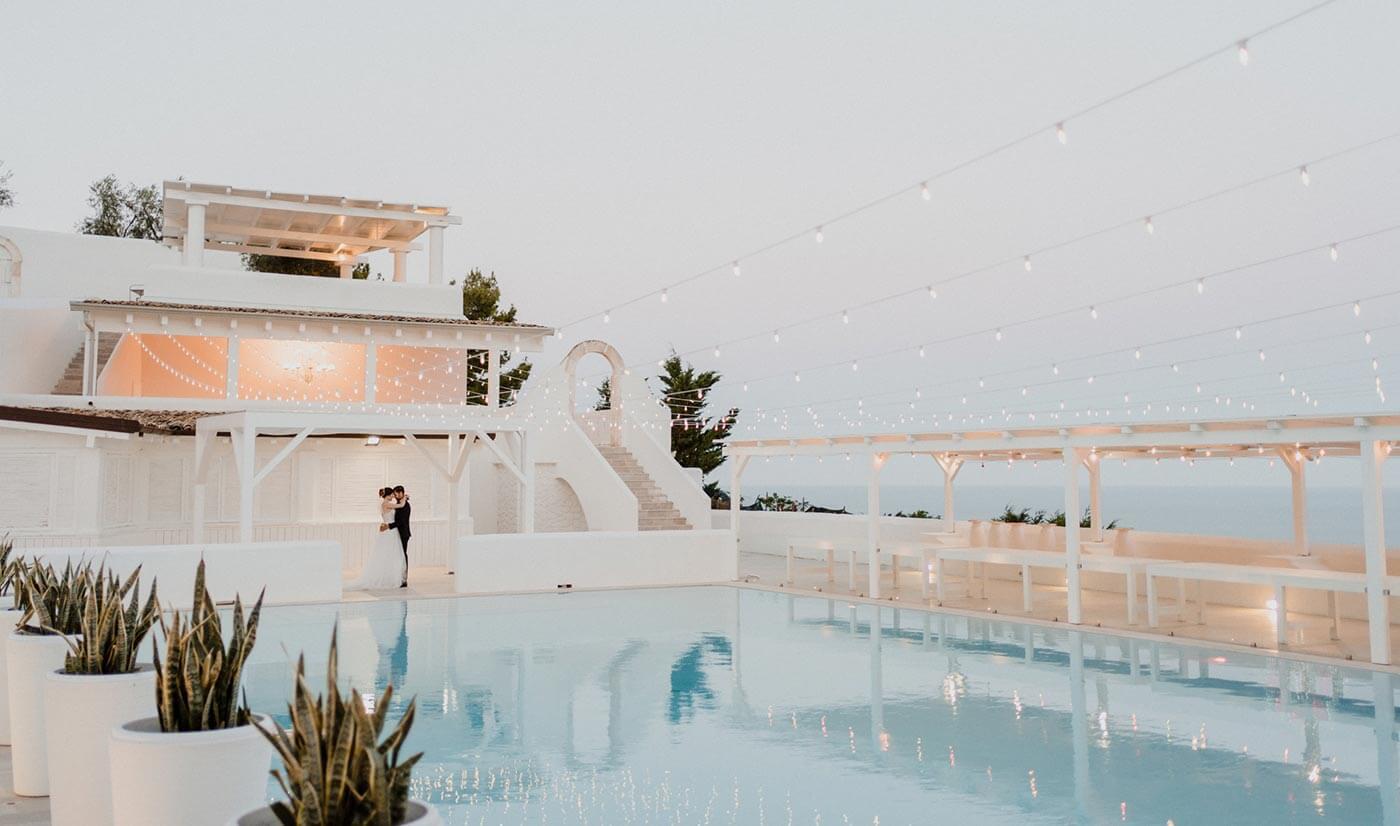 Hochzeit in Italien am Meer