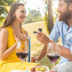 Heiratsantrag Ideen für Mann