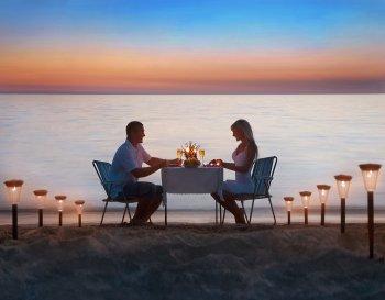 Heiratsantrag im Urlaub
