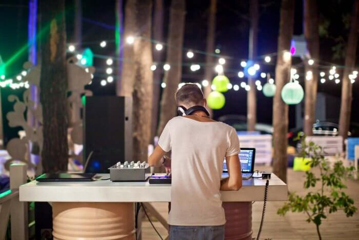Kosten DJ Hochzeit