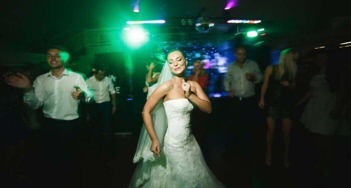 Suche DJ für Hochzeit