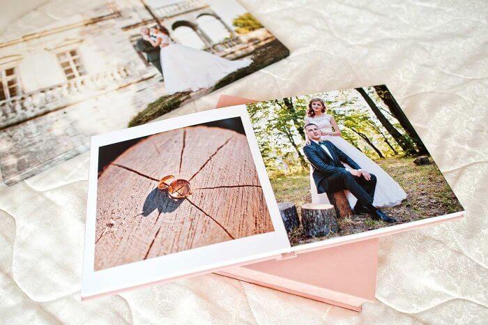 Cewe Fotobuch Zur Hochzeit Beispiele Verschiedener 7