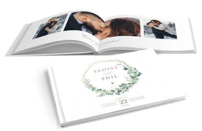 Fotobuch Hochzeit erstellen
