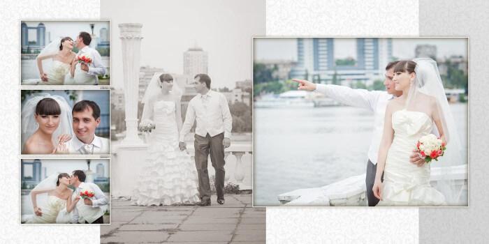 Hochzeit Fotobuch