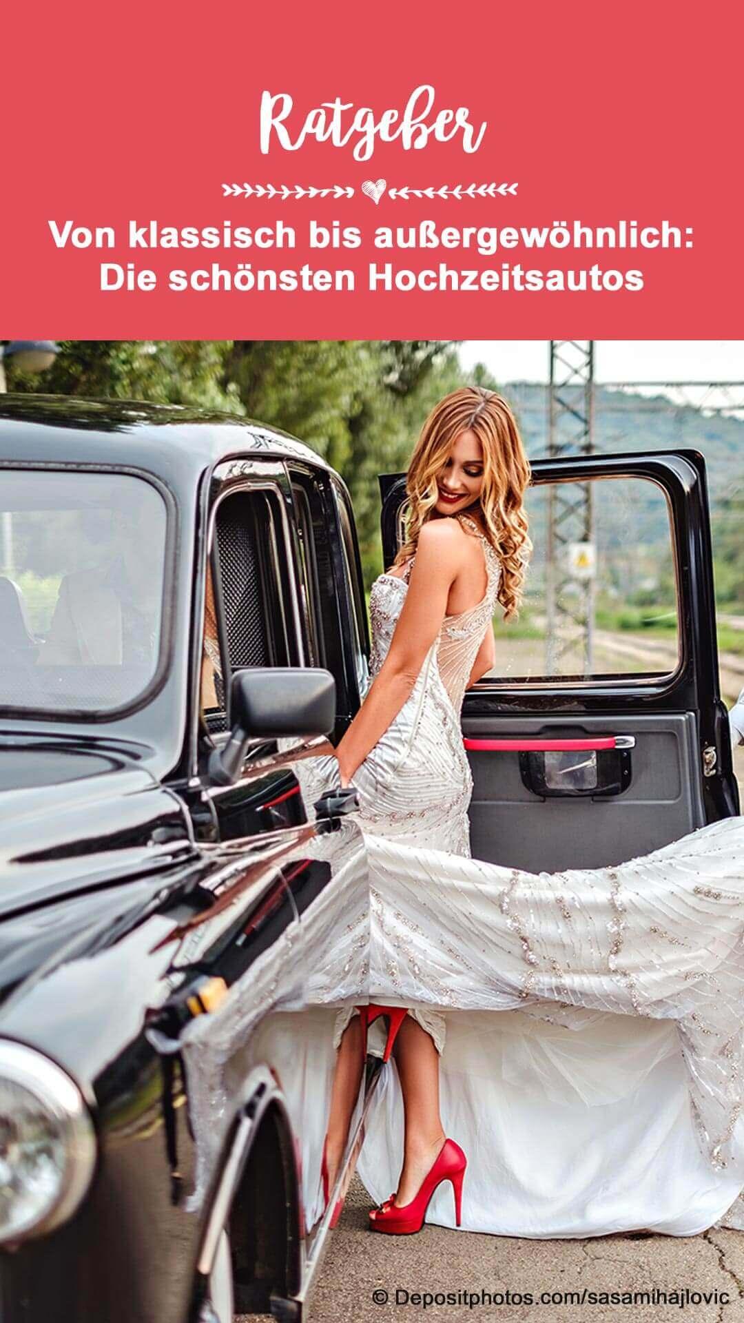 Auto mieten Hochzeit