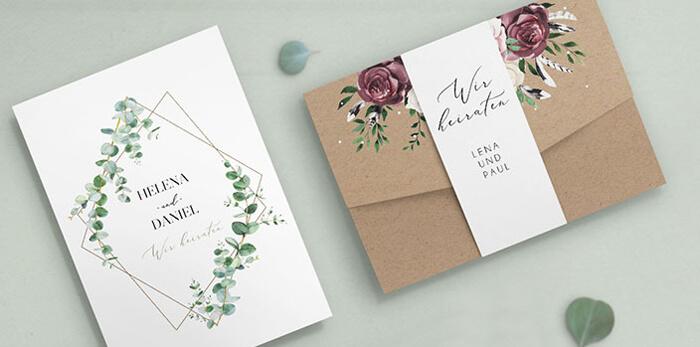 Hochzeit Einladungskarten Text
