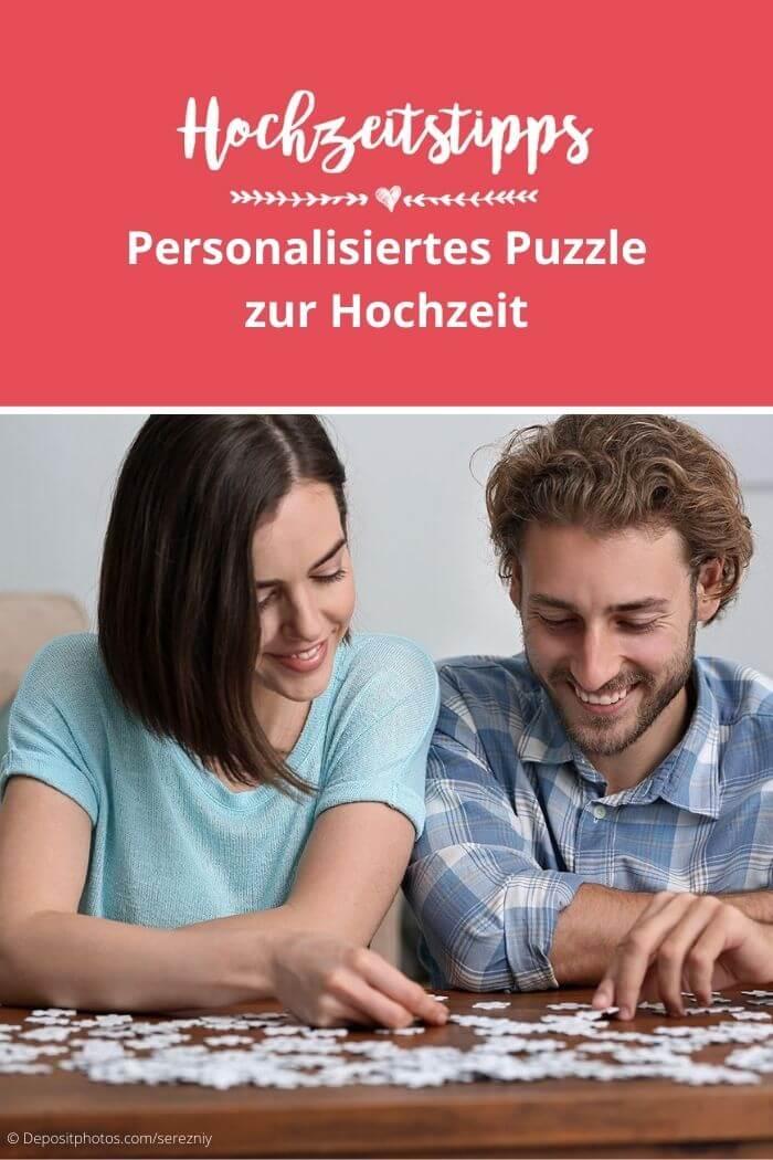 Fotopuzzle Geschenk