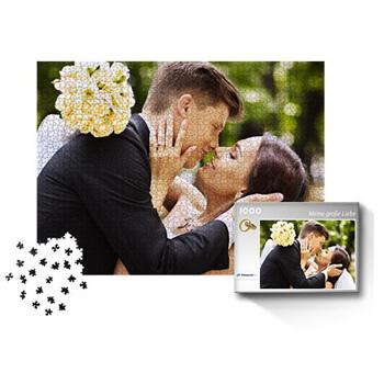 Fotopuzzle Hochzeit