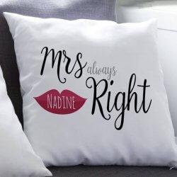 Hochzeitsgeschenke Kissen