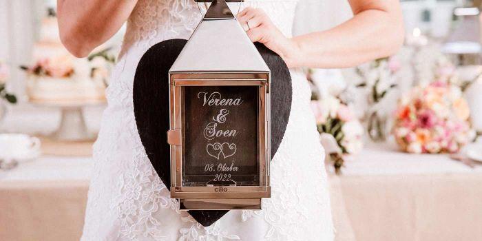 Hochzeitslaterne
