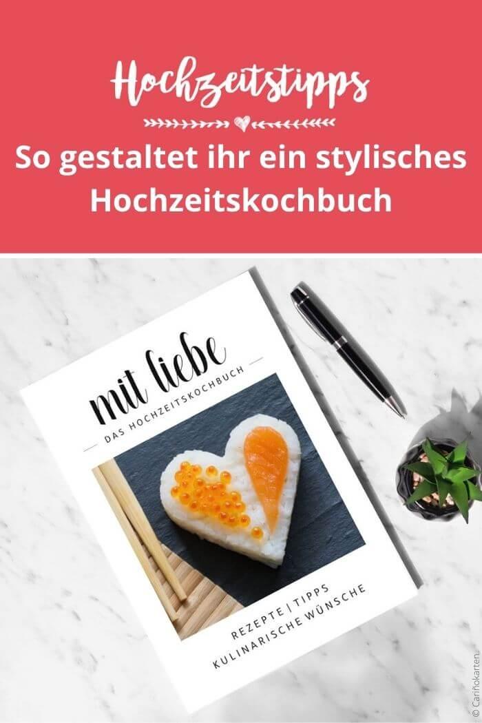 Hochzeit Kochbuch