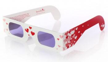 rosabrille mit herzeffekt eine unvergessliche hochzeits berraschung. Black Bedroom Furniture Sets. Home Design Ideas