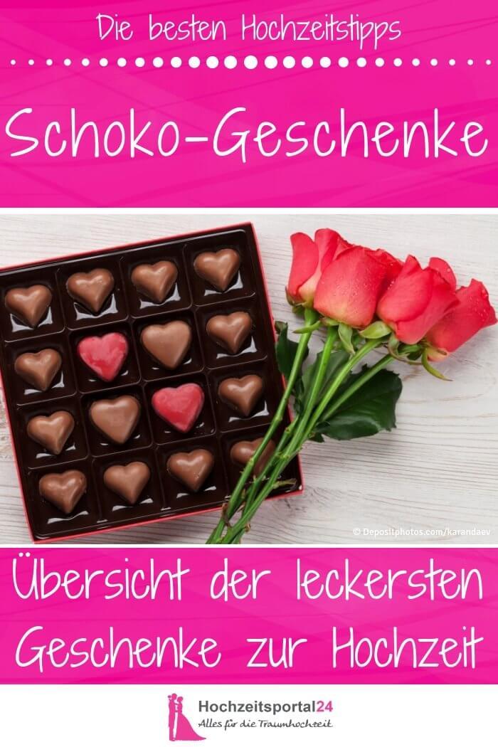 Besondere Schokolade Geschenke