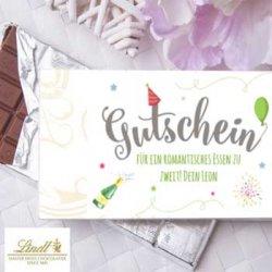 Personalisierte Schokolade Hochzeit