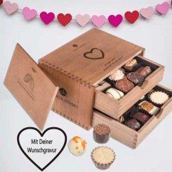 Schokolade verschenken