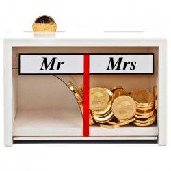 Spardose Mr. Mrs.