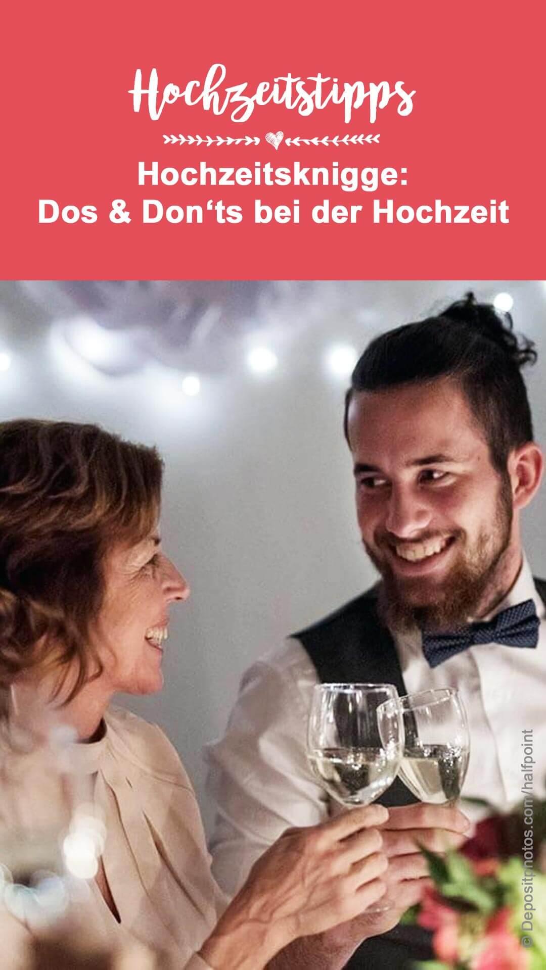 Hochzeitsregeln
