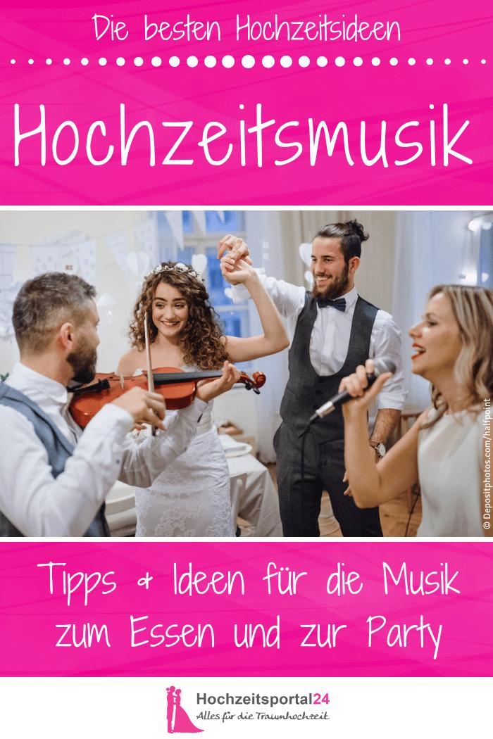 Hochzeitsmusik Tipps