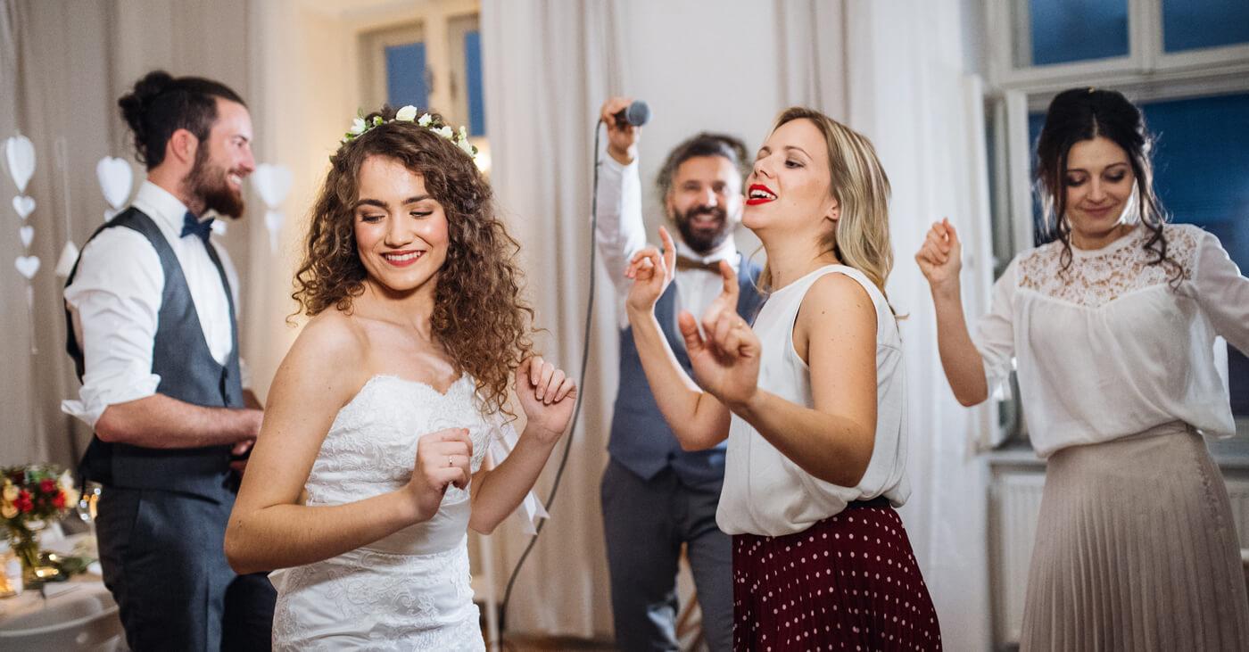 Musik zur Hochzeit