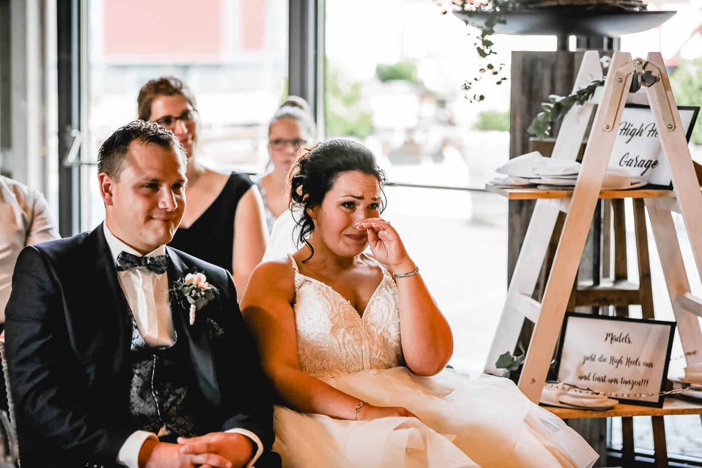 Rührende Hochzeitsreden