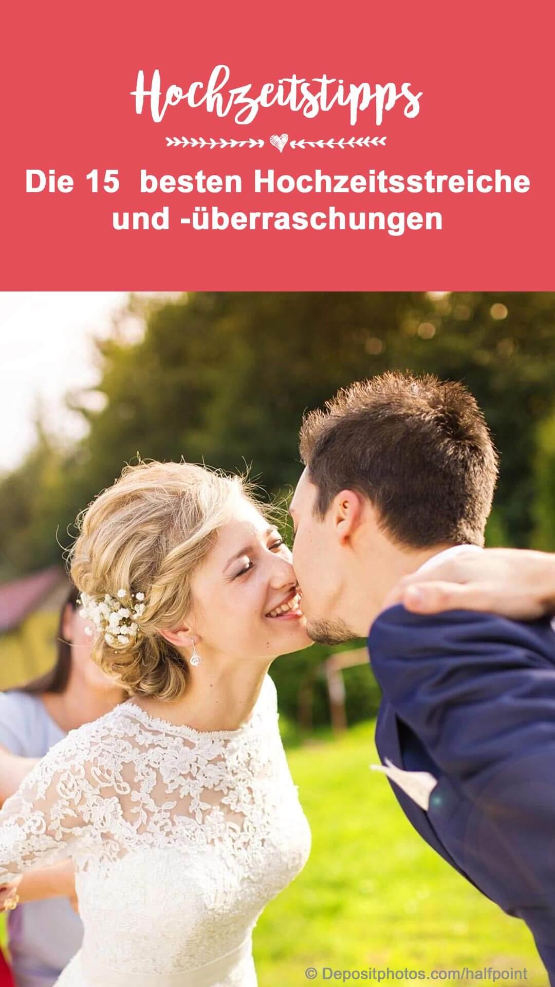 Hochzeitsstreich