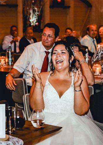 Rede Hochzeit lustig