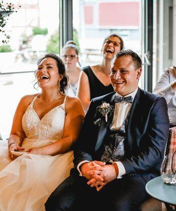 Witzige Rede zur Hochzeit