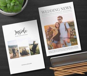 Hochzeit Zeitung