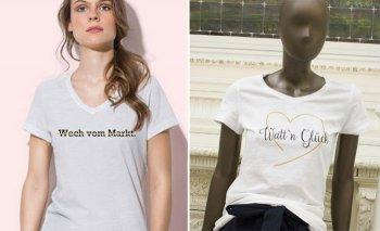 JGA-Shirts Frauen