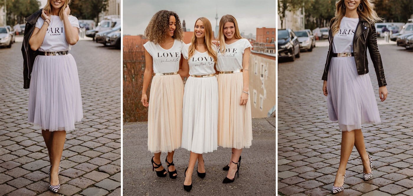 Junggesellinnenabschied Kleid