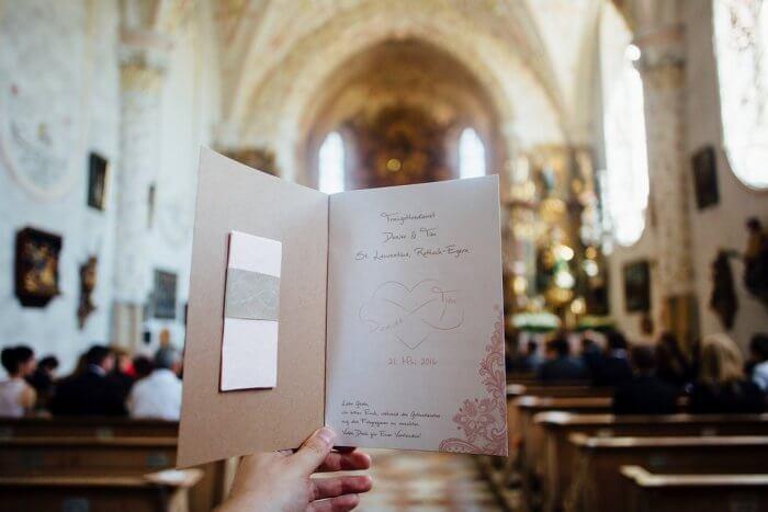Kirchenheft Freudentränen