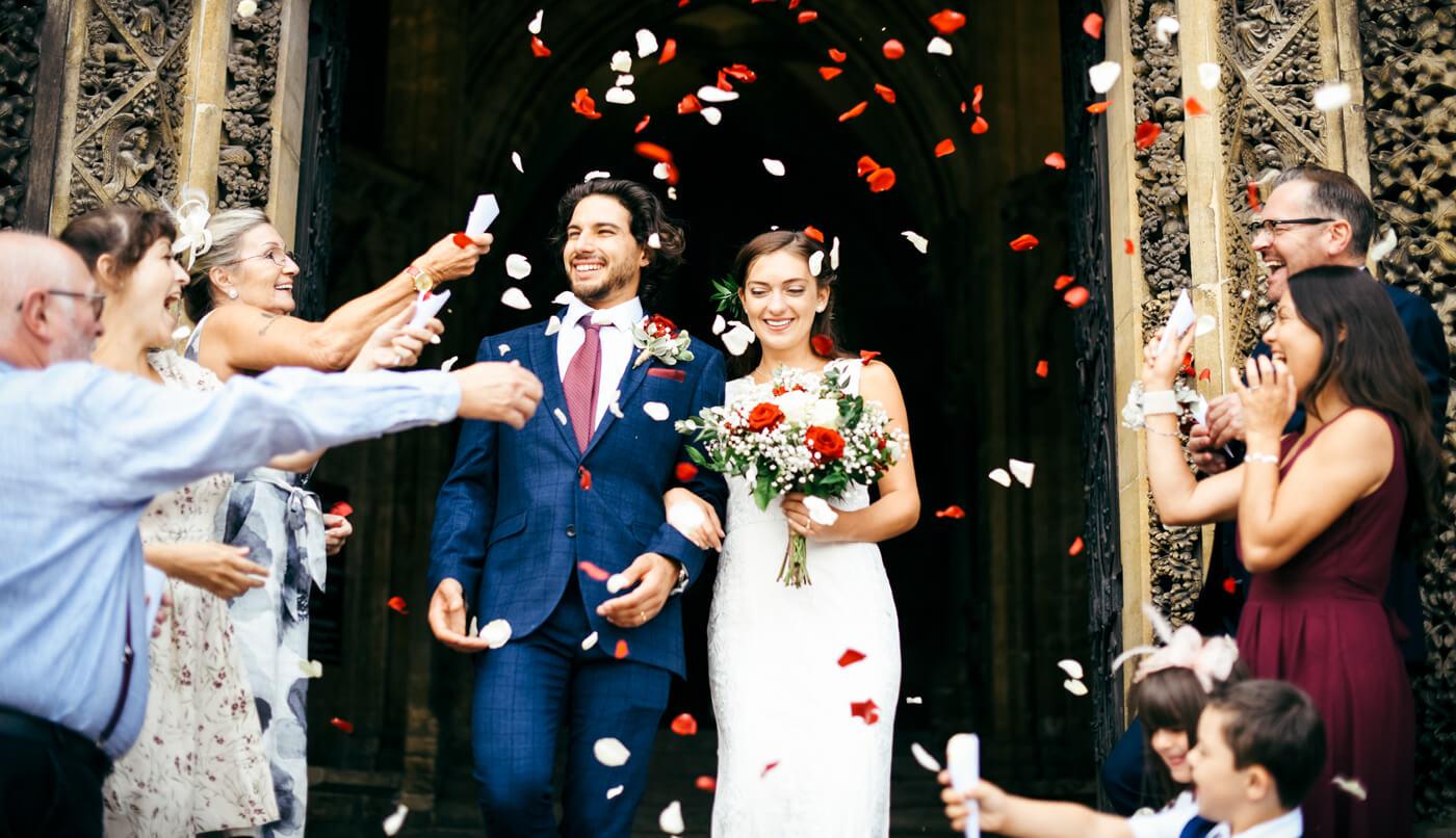 Hochzeitslieder Auszug