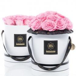 Blumenbox Geschenk