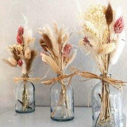 Blumendeko Silberhochzeit