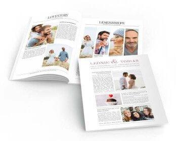 Hochzeit Magazin