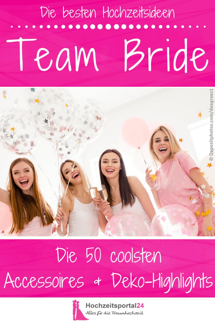 Team Bride Accessoires