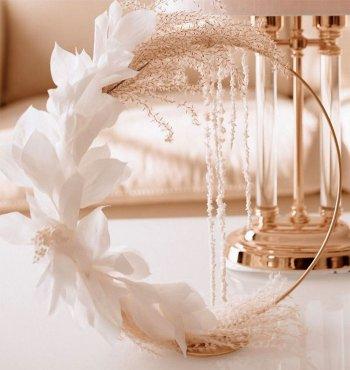 Hoop Hochzeit