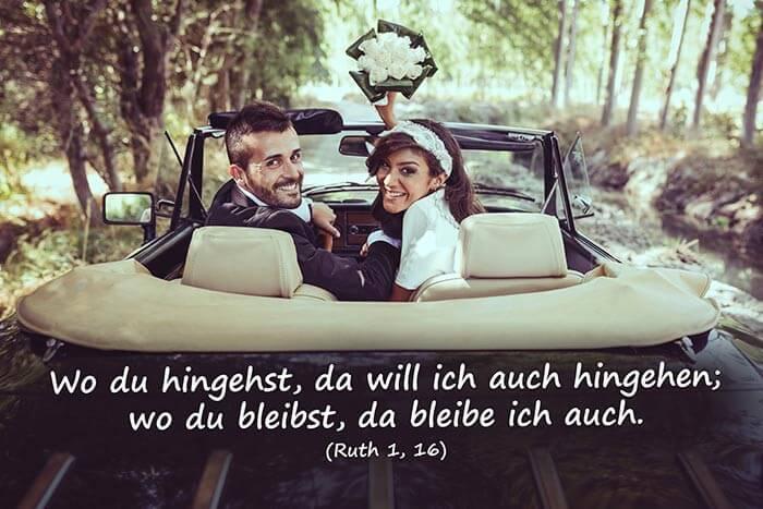 Trauspruch Ruth 1 16