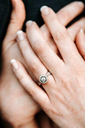 Ringe Verlobung