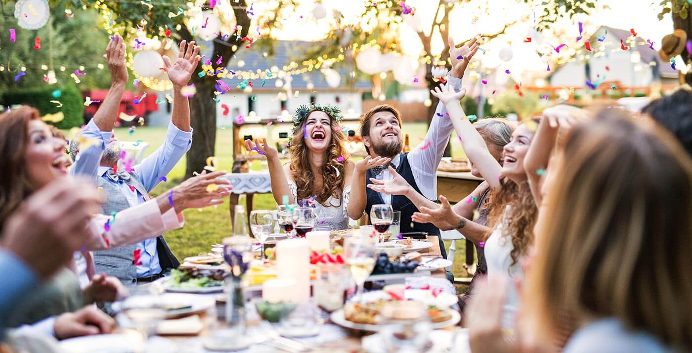 Wie viele Gäste Hochzeit