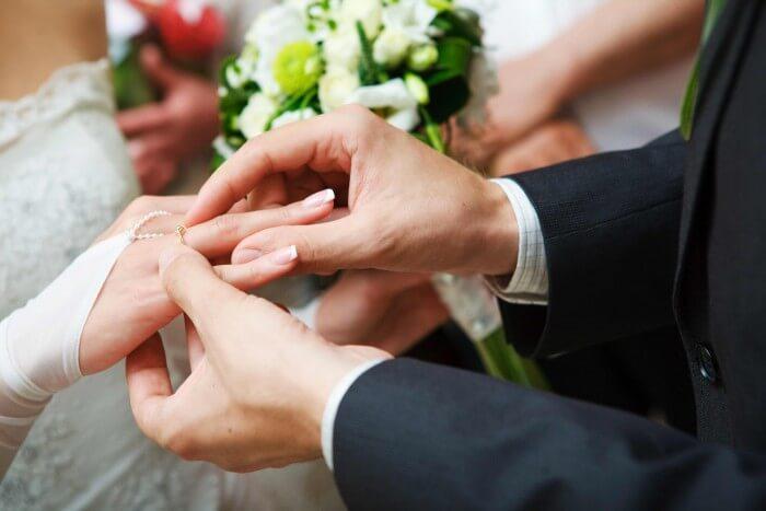 Ringtausch - Hochzeitsverse